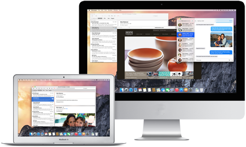 Установка Mac OS MacBook и iMac
